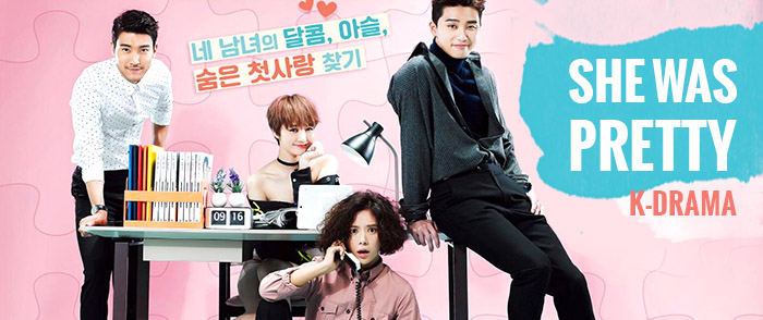 She Was Pretty – K-Drama