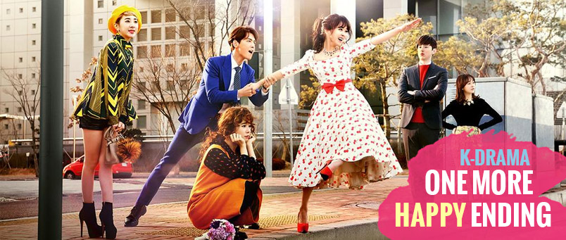 One More Happy Ending – K-Drama