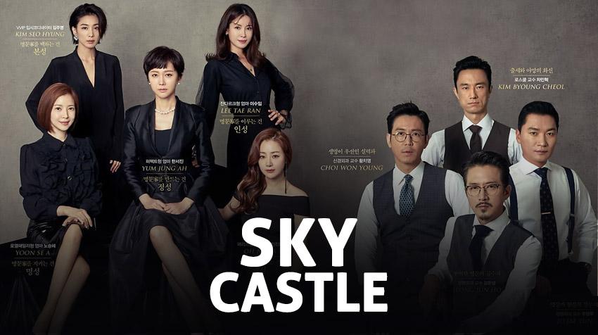 SKY Castle – K-Drama
